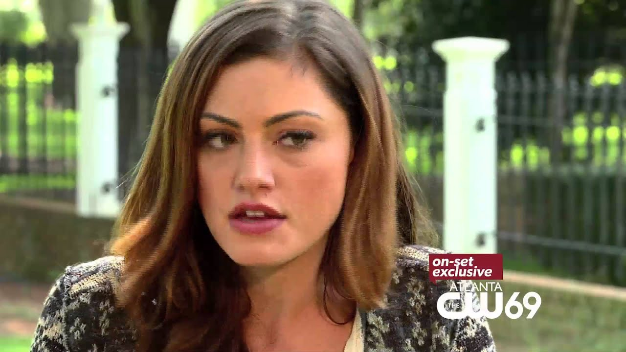 Phoebe Tonkin interview