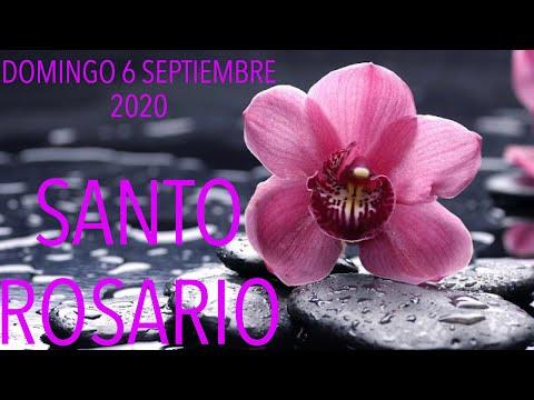 Santo Rosario de Hoy Domingo 6 Septiembre 2020 -  MISTERIOS GLORIOSOS 🌺🌹