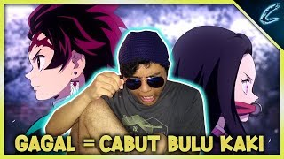 GAGAL = CABUT BULU KAKI   TRY NOT TO SING OR DANCE CHALLENGE ANIME - Indonesia