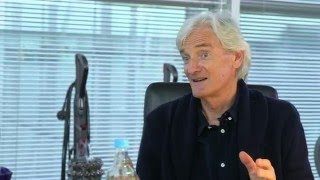 Sir James Dyson talks engineering and the Harrier jet - BBC Click