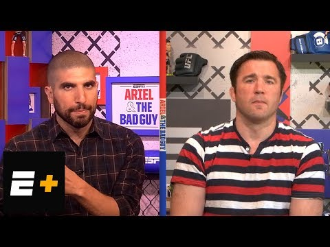 Ariel Helwani: Conor-Khabib would be biggest bout in MMA history | Ariel & The Bad Guy | ESPN