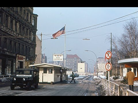 Checkpoint Charlie - Berlin's Cold War Frontier Mp3