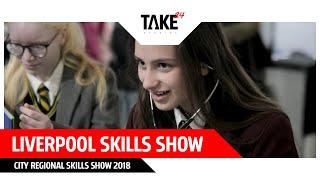 Liverpool City Regional Skills Show 2018