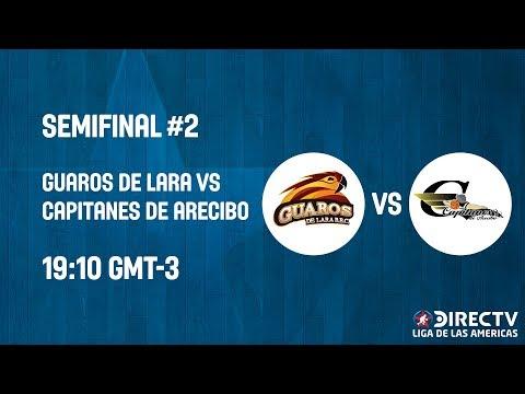 Guaros v Capitanes de Arecibo - Semi-Finals #2 - Full Game