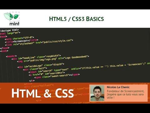 Comprendre Le HTML Et Le CSS