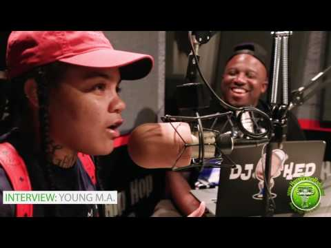 "YOUNG M.A. on Success of ""OOOUUU"", Advice From 50 Cent & Being a New Voice For Brooklyn"