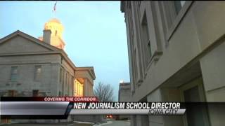 UI Names New Journalism School Director