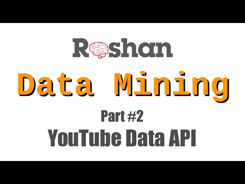 YouTube Data API - Data Mining #2