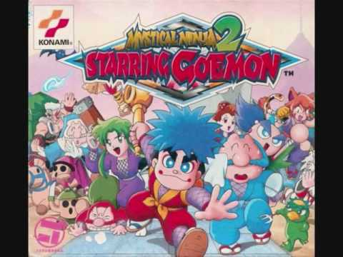 Goemon's Great Adventure - Ryugu Castle (Looped)