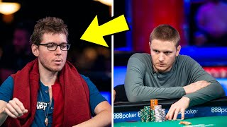 Analyzing 50k WSOP ANGLESHOOT? w/ Runner Up Andrew Lichtenberger aka LuckyChewy