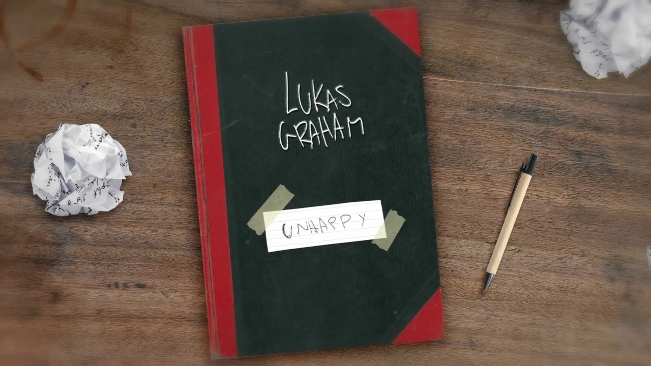 Lukas Graham — Unhappy [OFFICIAL LYRIC VIDEO]