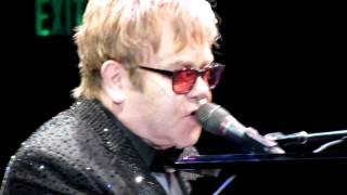 Goodbye Yellow Brick Road / Philadelphia Freedom - Elton John - Fort Wayne 2012