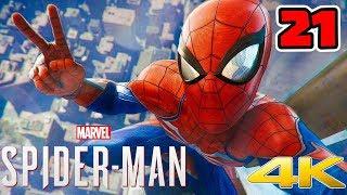 Spider-Man PL (21) - SEKRETY NORMANA OSBORNE! [PS4 PRO] | 4K | Vertez