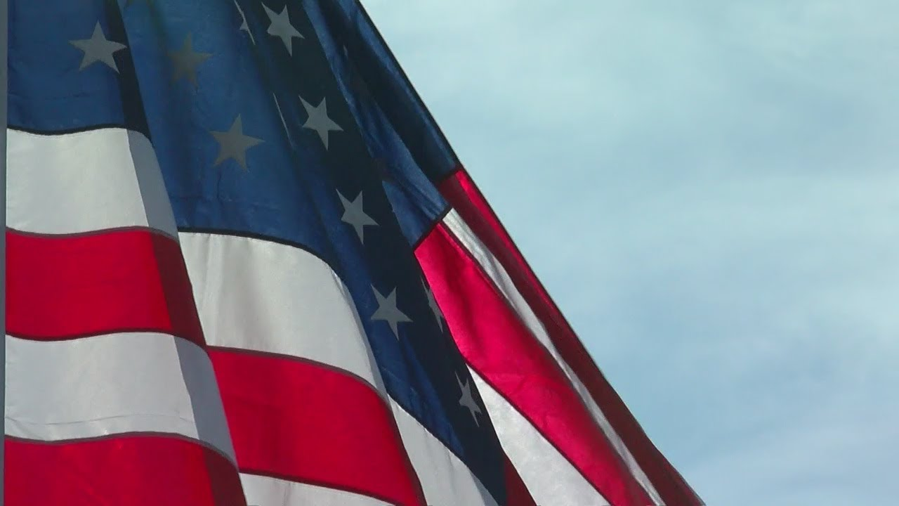 Flag etiquette: How to properly fly the American flag for the Fourth of ...