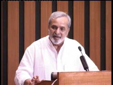 What does it mean to be an organic intellectual? by U R Ananthamurthy
