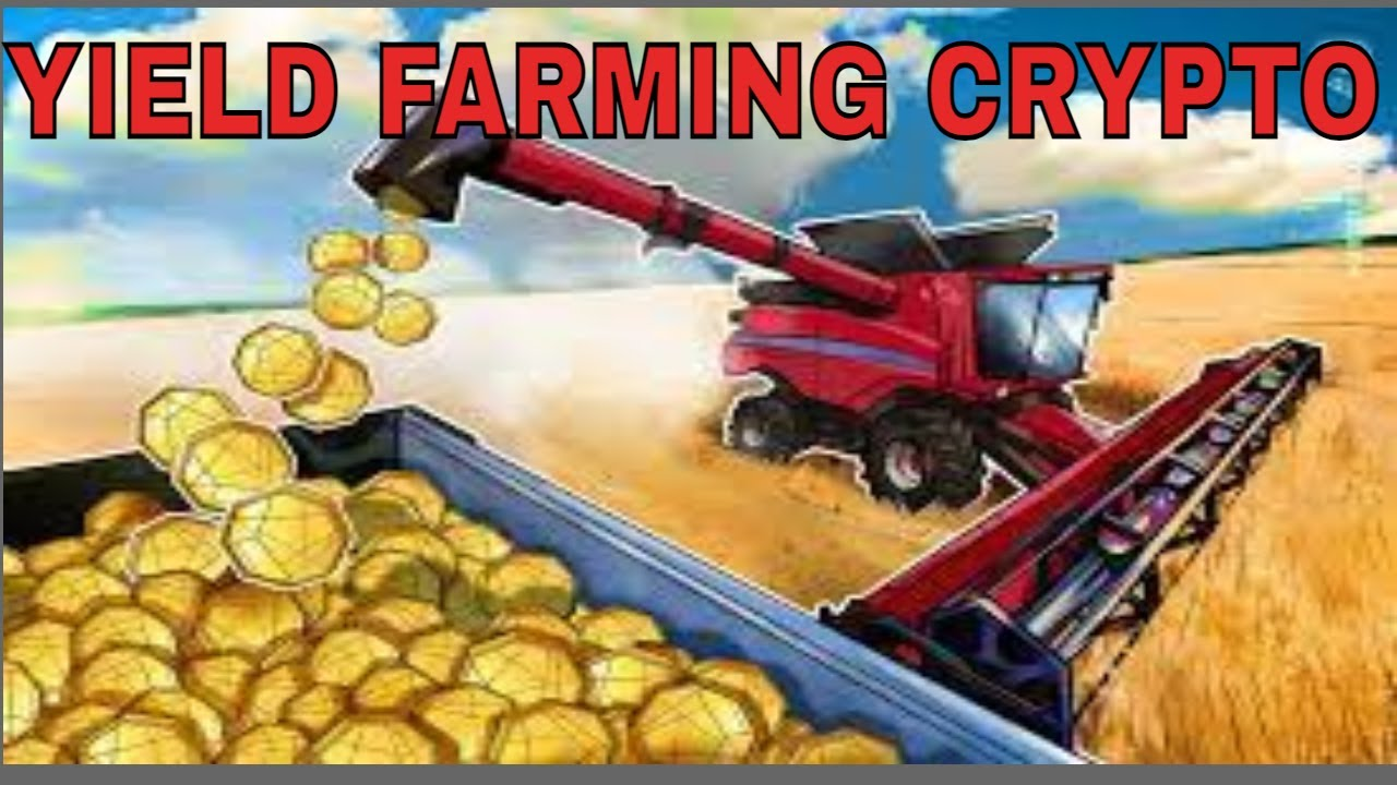 over 0 earned everyday YIELD FARMING CRYPTO