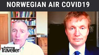 Norwegian after COVID19 interview with John Strickland, Aviation Consultant - Business Traveller