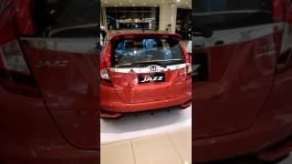 NEW JAZZ RS CVT RED