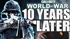 Call of Duty: WORLD AT WAR in 2018 - Still Active or Dead? Review