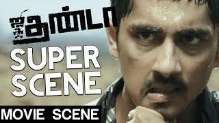 Jigarthanda - Super Scene | Siddharth | Lakshmi Menon | karthik Subbaraj