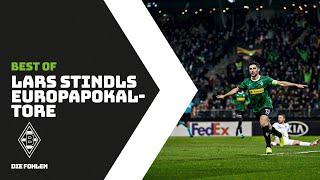 Europapokal: Alle Tore von Lars Stindl