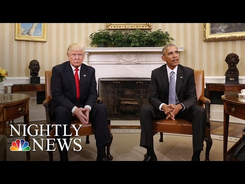 Donald Trump On Obamacare: Open To Keeping Some Provisions | NBC Nightly News
