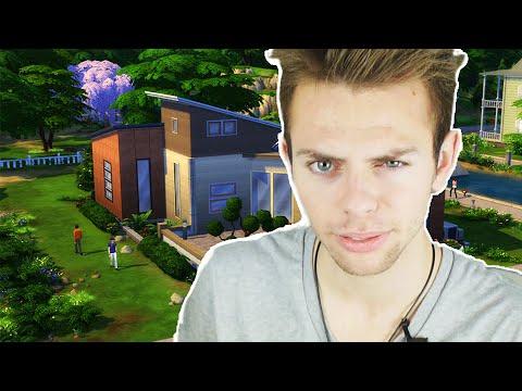 Morten spiller Sims! #1