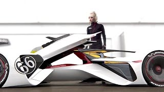 2014 Chevrolet Chaparral 2X VGT is Mind-Blowing Future Racer Concept