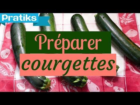 recette-de-cuisine-:-comment-préparer-des-courgettes-?