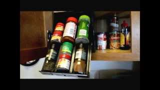 How I Organize My Spices!!!