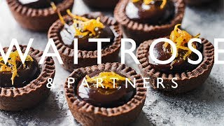 Martha Collison's Chocolate Orange Mince Pies | Waitrose & Partners