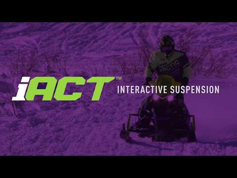 Arctic Cat 2019 iACT ZR Technology