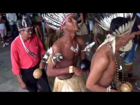 Ritual Toré com o Povo Tabajara | ESCOLA DE ALTOS ESTUDOS CAPES |  UFPB