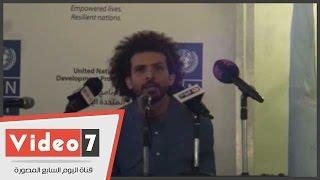 """بالفيديو.. المغامر المصرى عمر سمرة: """"كل أحلامى لم تتحقق إلا بعد سنوات"""""""