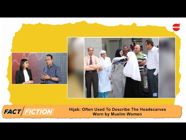 Fact Vs Fiction: Was Sania Forced To Wear A Hijab In Pakistan?