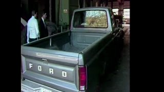 Archive footage on the Larry Eyler case