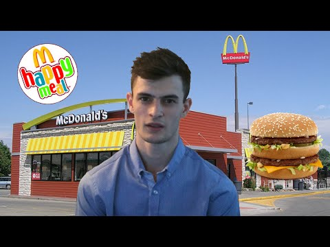 HAPPY MEAL CHALLENGE