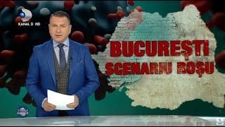 Stirile Kanal D (07.03.2021) - SCENARIU ROSU! Restrictii noi in capitala | Editie de seara