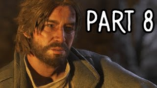 Rise of the Tomb Raider Gameplay Walkthrough Part 8 - HUGE BATTLE!! (XB1 1080p HD)