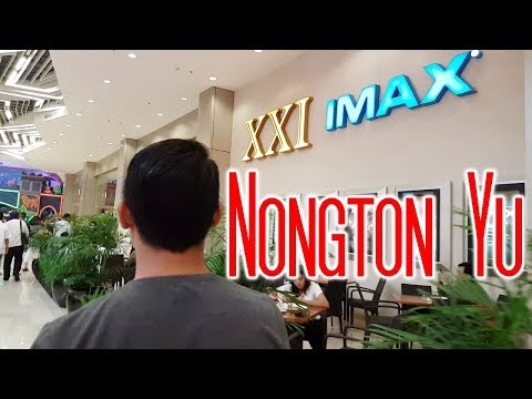 IMAX Gandaria City - Travel Vlog Jakarta Trip Day 1 Part 9