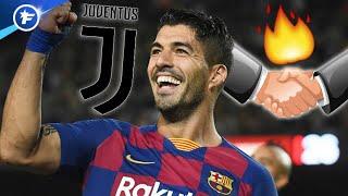 Luis Suarez d'accord avec la Juventus | Revue de presse