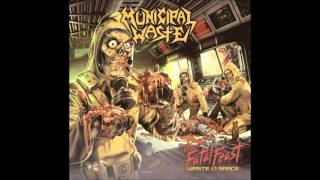 New Dead Masters - Municipal Waste