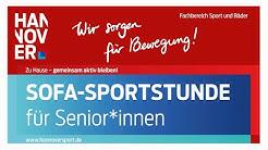 Sofa-Sportstunde für Senior*innen - Folge 7