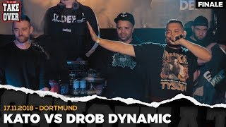 Kato vs. Drob Dynamic - Takeover Freestyle Contest | Dortmund 17.11.18 (Finale) thumbnail