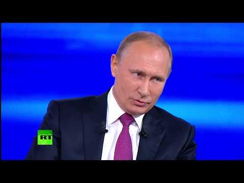 Путин о попытках его обмануть: я этого не забуду