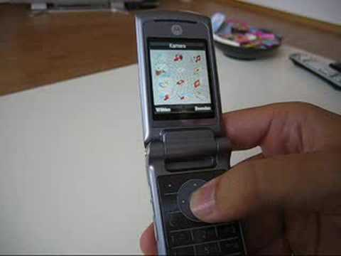 Motorola KRZR K1 After 1 Year Use - It Look So