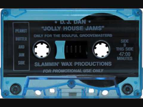 Dj Dan - Jolly House Jams (side B)