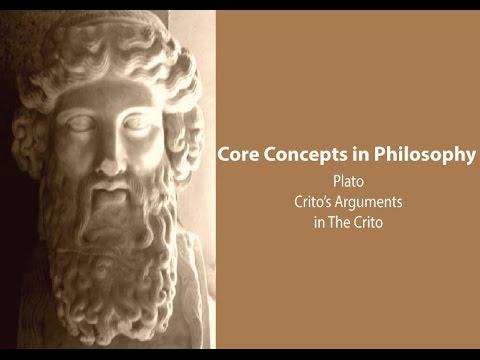 Socrates's Argument Fallacies and Crito by Plato