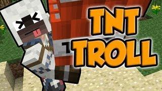 TNT TROLL (Minecraft)