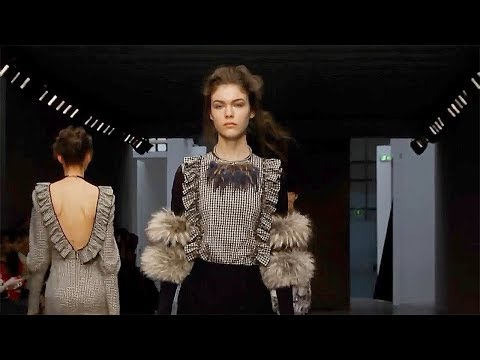 Francesca Liberatore | Fall Winter 2018/2019 Full Fashion Show | Exclusive